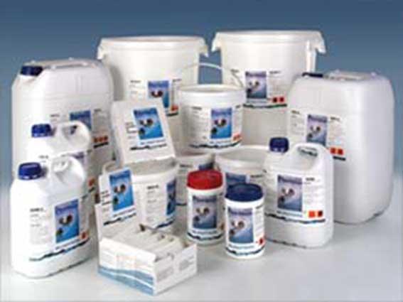 Productos quimicos piscinas malaga